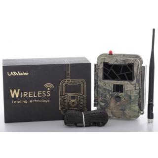 Fotopasca UOVision UM 595 2G + 32GB SD karta, 12ks batérií ZDARMA!