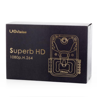 Fotopasca UOVision UV 785 HD + 16GB SD karta a batérie ZDARMA!