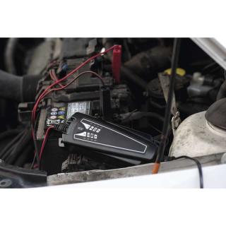Inteligentná nabíjačka akumulátorov AUTO/MOTO 6 / 12V 4A
