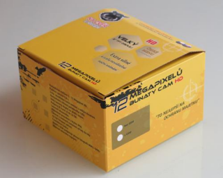 Fotopasca BUNATY FULL HD + 16GB SD karta, 8ks batérií ZDARMA!