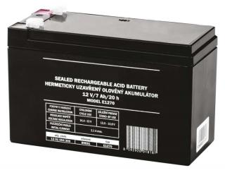 Bezúdržbový olovený akumulátor 12V/2,2Ah pre OXE PANTHER 4G