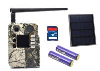 Fotopasca Bolyguard BG310-MFP 4G - solárny panel, nabíjacie batérie a 32GB SD karta ZDARMA
