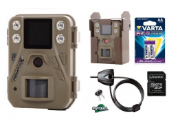 Fotopasca PREDATOR X + 8GB SD karta, batérie, box, lanový zámok ZDARMA!
