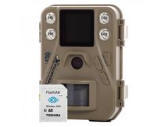 Fotopasca PREDATOR XW + 16GB WiFi SD karta, batérie ZDARMA!