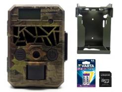 FOTOPASCA FORESTCAM TINY + 8GB SD karta, 4ks líthiových batérií, kovový box ZDARMA!