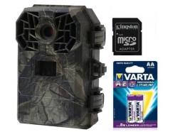 Fotopasca BUNATY FULL HD + 8GB SD karta, 8ks líthiových batérií ZDARMA!